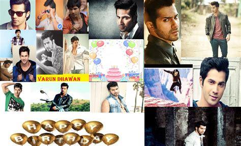 happy birthday varun dhawan mp3 download lyrics karaoke of songs starring varun dhawan hit