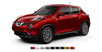 nissan juke colors 2015 nissan juke color studio andy mohr nissan