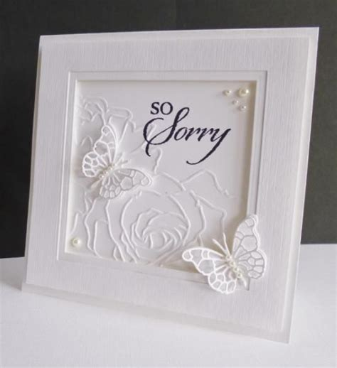 Handmade Sympathy Cards - 25 best ideas about handmade sympathy cards on
