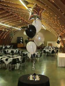 black and silver decorations black white silver balloon centrepieces 13 75