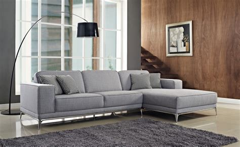 agata modern sectional sofa