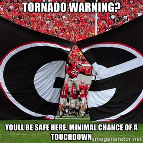 Georgia Bulldogs Memes - the best georgia memes heading into the 2016 season