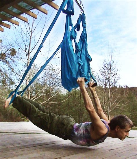 what is a yoga swing yoga swing fly yoga pinterest i want yoga and swings