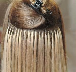 i tip hair extensions extenshells average hair extension attachment rings manedepot