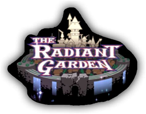 Radiant Garden by Hollow Bastion Radiant Garden Kingdom Hearts Ii