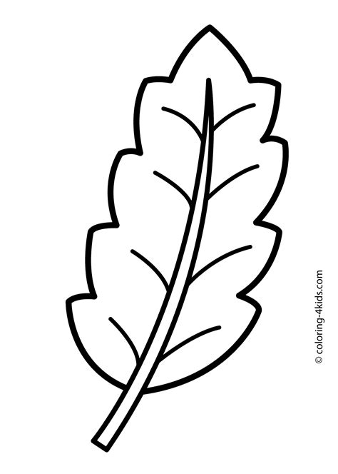 giant leaf coloring page leaves coloring pages printable az coloring pages