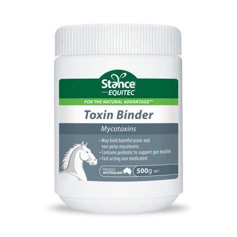 Toxin Binder stance equitec australia
