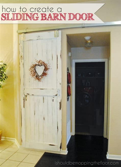 A Step By Step Tutorial On How To Create A Sliding Barn How To Make A Sliding Barn Door