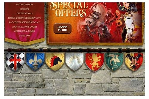 medieval times myrtle beach coupons