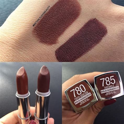 Maybelline Intimate 25 best ideas about maybelline lipstick on