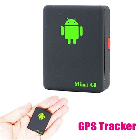 gps tracker android mini a8 car gps tracker global real time 4 bands gsm gprs security auto tracking device support