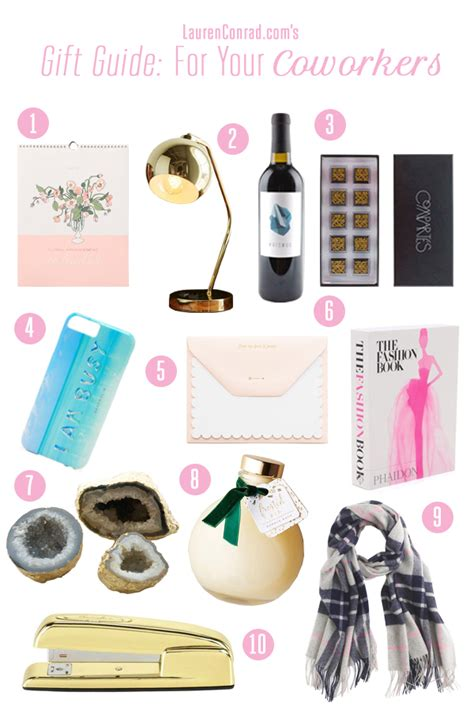 Gifts For Your Co Workers - gift guide for your coworkers conrad