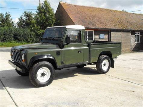 original land rover all original 1980 land rover defender hi cap offroad for sale