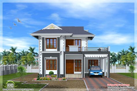 Beautiful 3 Bedroom Kerala Home Design Kerala Home House Plans Kerala Kollam
