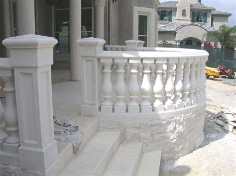 Concrete Balustrade Railing Gfrc Lightweight Balustrade Railing Tuscany Baluster