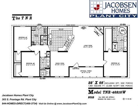 2000 sq ft floor plans the tnr 46816w manufactured 1 800 sq ft 1 999 sq ft the factory home store