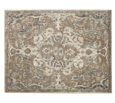Neutral Kitchen Rugs Nolan Style Rug Neutral Pottery Barn