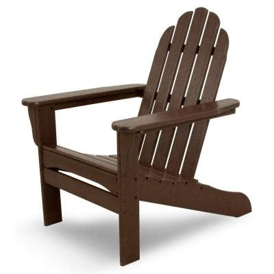 Adirondack Chair Home Depot by Terrace Mahogany Patio Adirondack Chair Iva15ma The