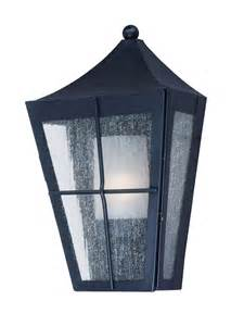 Flat Wall Sconce Revere Outdoor Flat Wall Sconce By Maxim Lighting 85336cdftbk