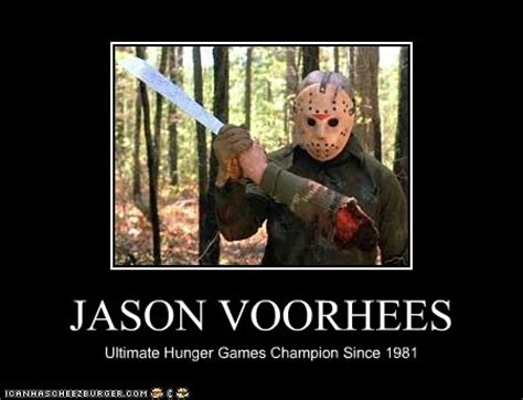 Jason Meme - jason voorhees funny quotes quotesgram