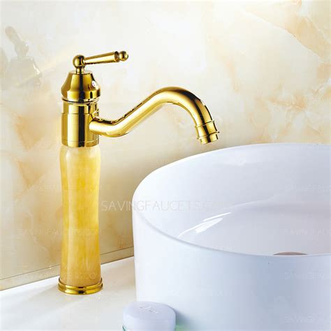 vintage style rotatable jade decoration for bathroom