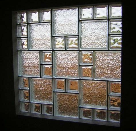 Decorative Windows For Houses Designs Glass Block Windows Glass Block Window Decorative Glass Block Windows Interior Designs