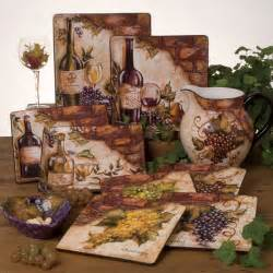 Tuscan Kitchen Canister Sets wine kitchen decor photo 8 kitchen ideas