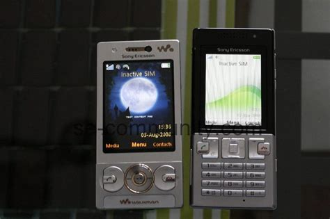 Hp Sony W705 sony ericsson w705 pictures daily mobile