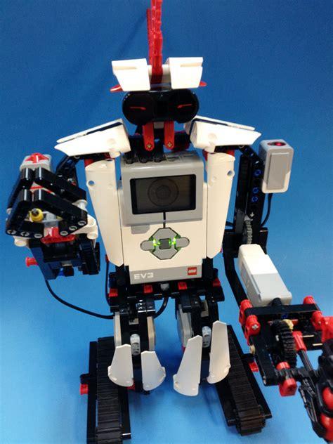 building evrstorm mindstorms flagship robot