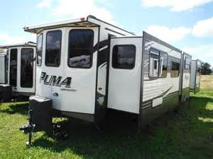 2 Bedroom Park Model Trailers 2016 Puma 39bht 2 Bedroom Park Model Trailer Camp Out Rv
