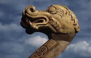 viking figurehead template