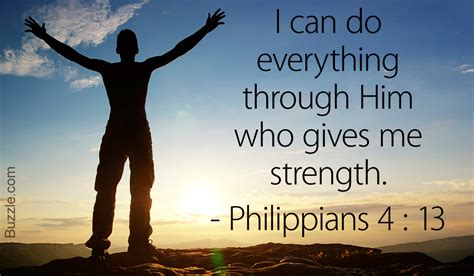 Amazing And Uplifting Bible Quotes That Ll Give You Strength Bible Quotes Strength