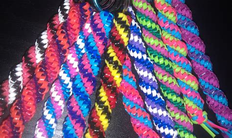 plastic craft lace projects lacing plastic leather