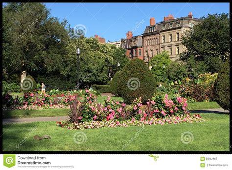time out the boston flower boston walk stock photo image 58282157