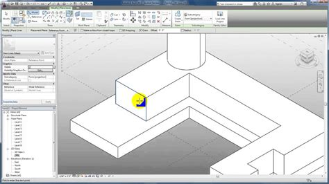 revit tutorial conceptual mass revit tutorials conceptual massing getting started part