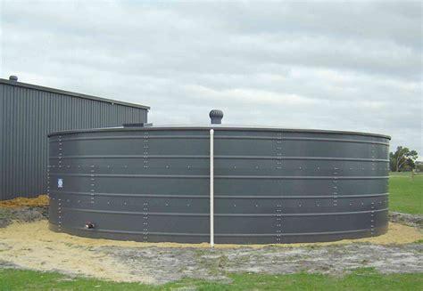Steel Tank by Steel Liner Tanks