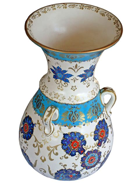 Vase Styles by Ottoman Cini Style Vase By Birsenmahmutoglu On Deviantart