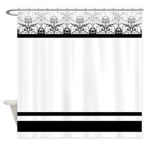 damask shower curtain black and white black and white damask shower curtain by stolenmomentsph