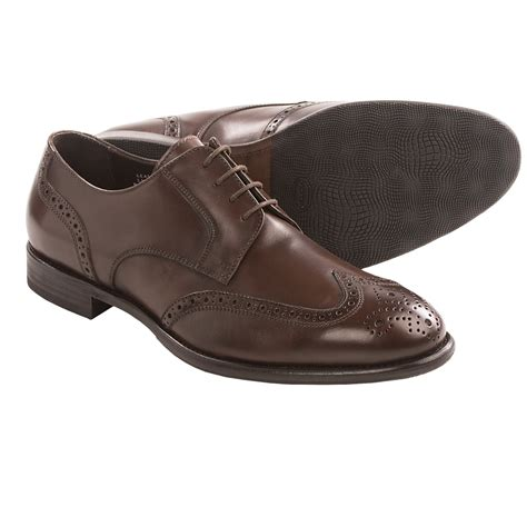 oxford wingtip mens shoes gordon jayson wingtip oxford shoes for save 58