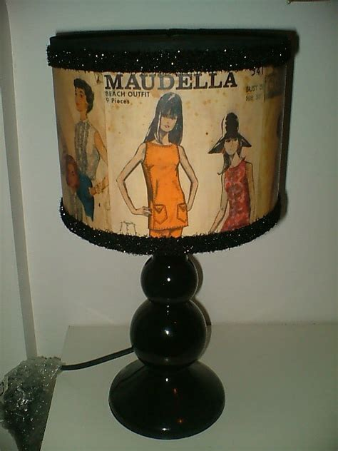 Decoupage Light Shade - 17 best images about lshades to write by on