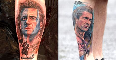 braveheart tattoo designs 10 braveheart tattoos that scream freedom tattoodo