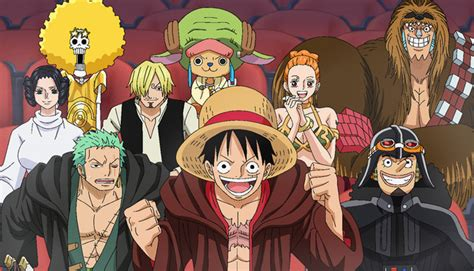 Kaos Anime Series Luffy 05 crunchyroll quot one quot straw hats for quot