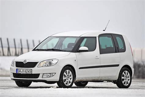 Caddy 4 Autobild by Bilder Skoda Roomster Vs Vw Caddy Bilder Autobild De