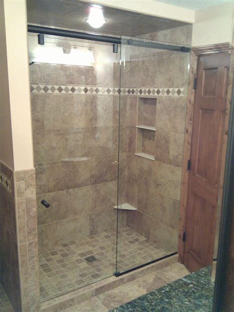 Sliding Glass Walls by Shower Doors Midland Glass