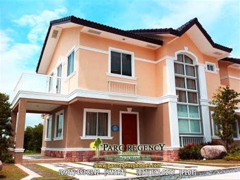 amanda house amanda house model at parc regency residences iloilo youtube