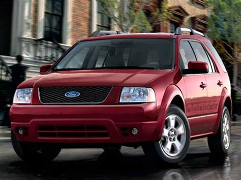 2006 ford freestyle pricing ratings reviews kelley blue book