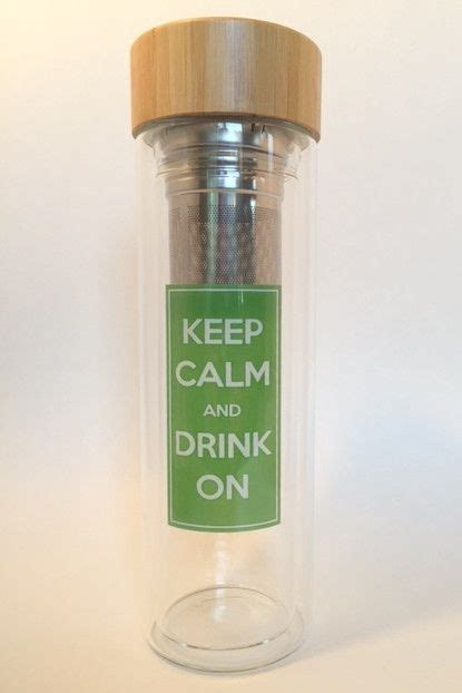 Tea Detox Bottle by Infusion Water Bottle Great For Detox Water Premium