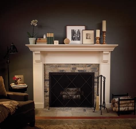 New Construction Fireplace by 1000 Images About Traditional Fireplace Designs On