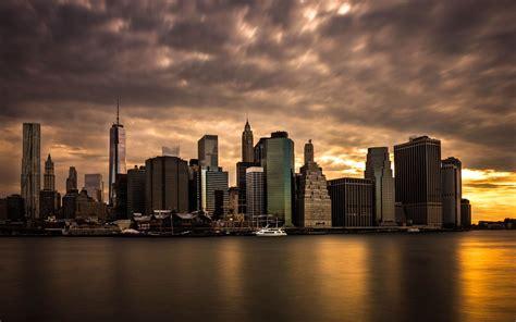new york new york sunset wallpaper 19184