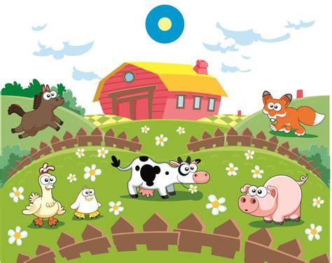 Imagenes Infantiles Granja | imagenes de granjas infantiles imagui